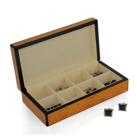 smykkeskrin-i-trae-med-8-rum-opbevar-manchetknapper-smykker-ringe