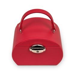 Smykkeskrin Girlie i rød trendy design