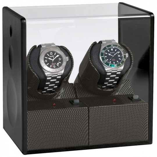 BECO watch winder til 2 ure - batteri drift